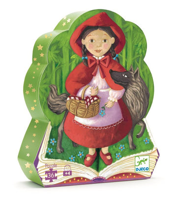 Djeco Little Red Riding Hood Jigsaw Puzzle