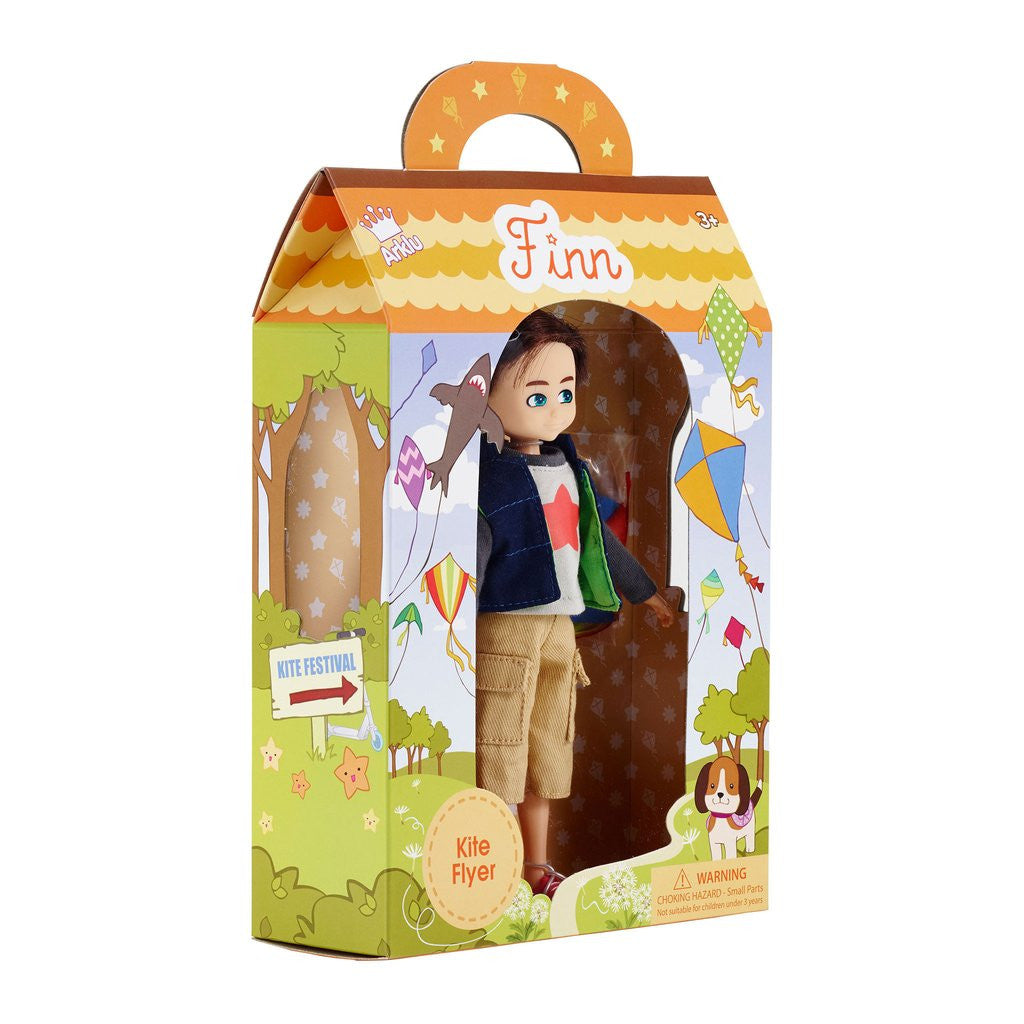Lottie Dolls: Kite Flyer Finn Boy Doll