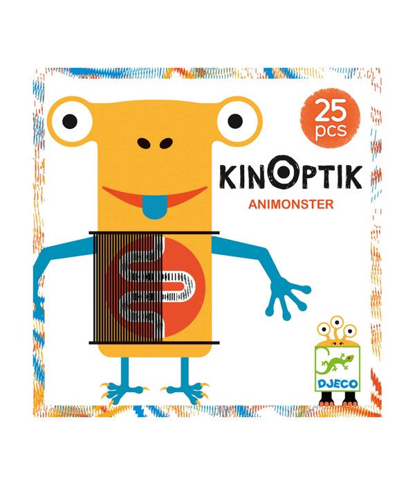Djeco Kinoptik - Animonsters