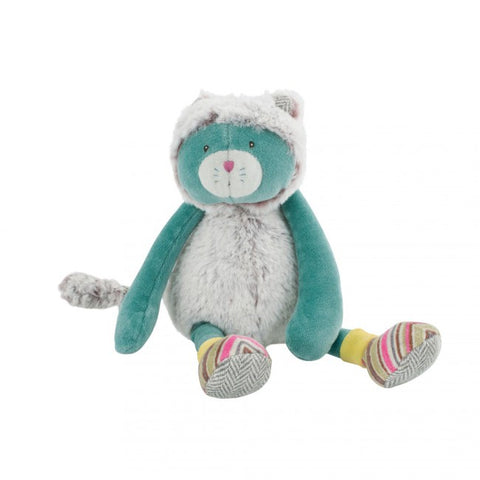 Blue Cat Doll