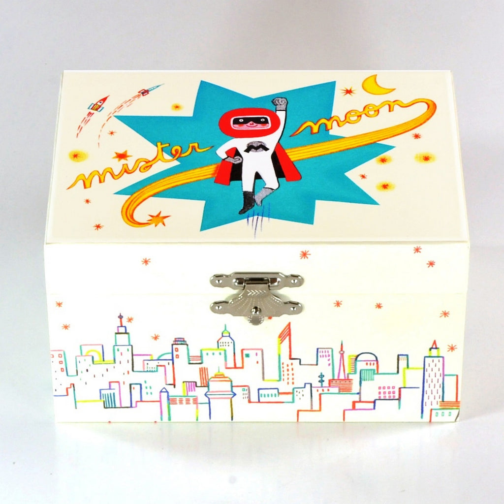 Mister Moon Music Box