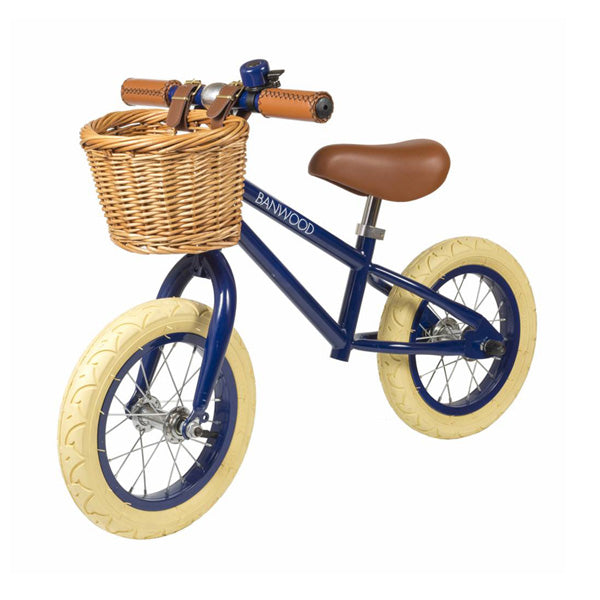 Banwood FIRST GO! Balance Bike - Navy