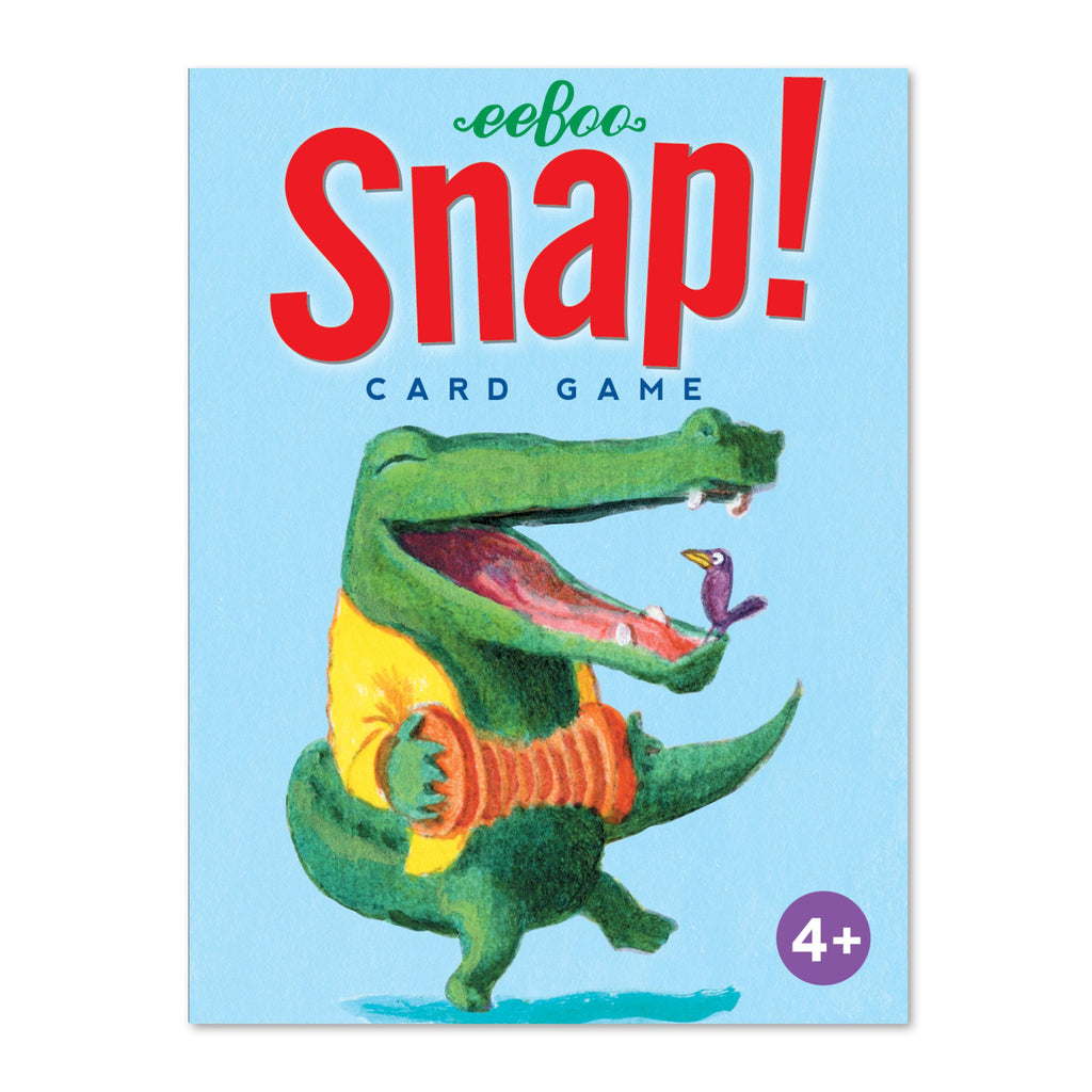 Eeboo - Snap Card Game
