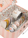 Moulin Roty Les Parisiennes Tea Set In A Suitcase