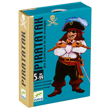 Piratatak Strategy Card Game