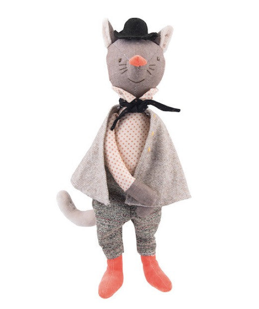 Moulin Roty The Gallant Cat