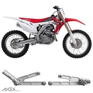 Passenger Pegs Honda CRF 250 (2013+) and CRF 450 (2013 - 2016)