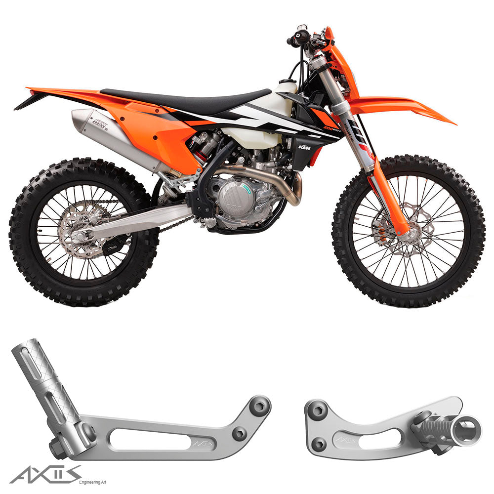 Passenger Pegs KTM EXC, SX and XC (2017+) - AXIIS EA