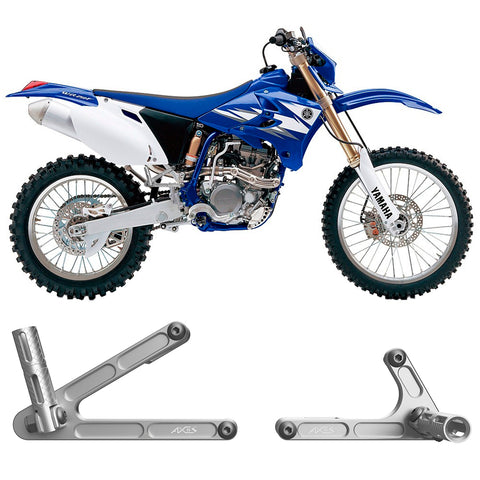 Passenger Pegs Yamaha WR250f and WR450f (2003-2006)