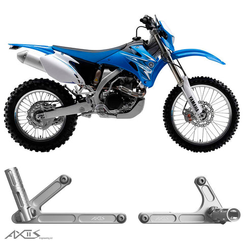 Passenger Pegs Yamaha WR250f (2007-2014) and WR450f (2007-2011)
