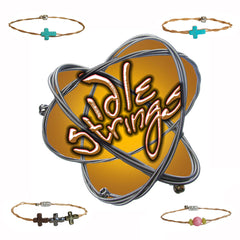 Idle Strings Bracelets and Earrings