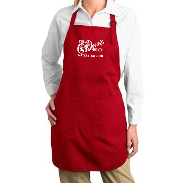 CDB Hazel's Kitchen Red Apron