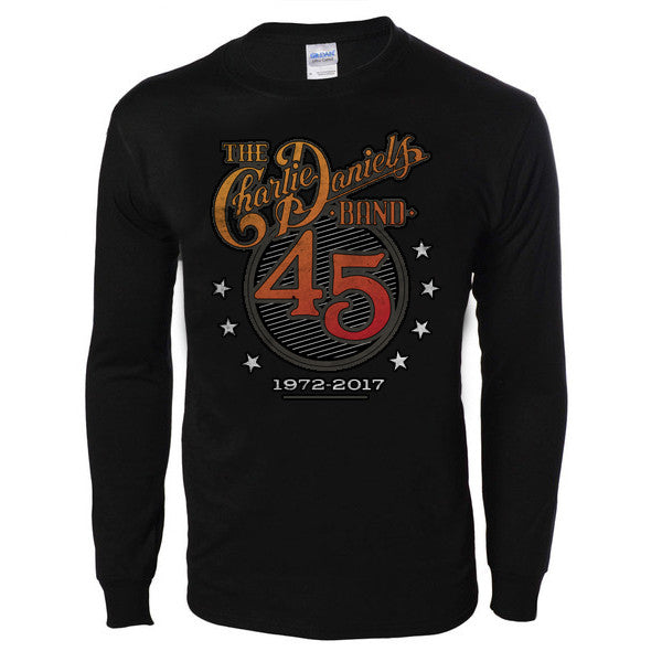 CDB 45th Anniversary Long Sleeve Tee