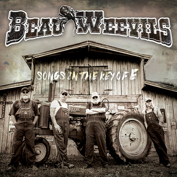 Beau Weevils - Songs in the Key of E