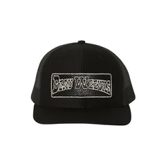 NEW! Beau Weevils Black Mesh Hat