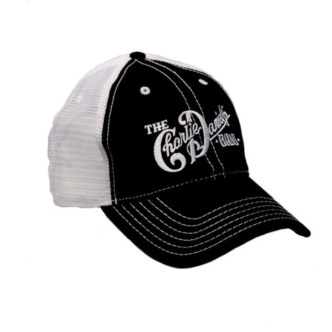 CDB Black and White Hat