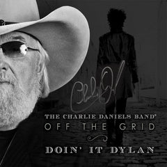 Autographed Off the Grid-Doin' It Dylan Vinyl