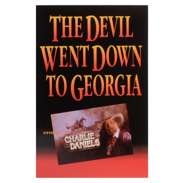 The Devil Went Down To Georgia Paperback Book
