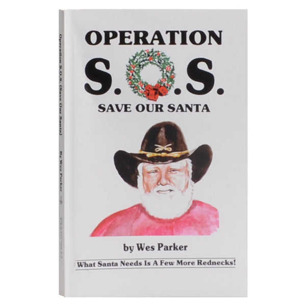 Autographed Operation S.O.S. Paperback Book