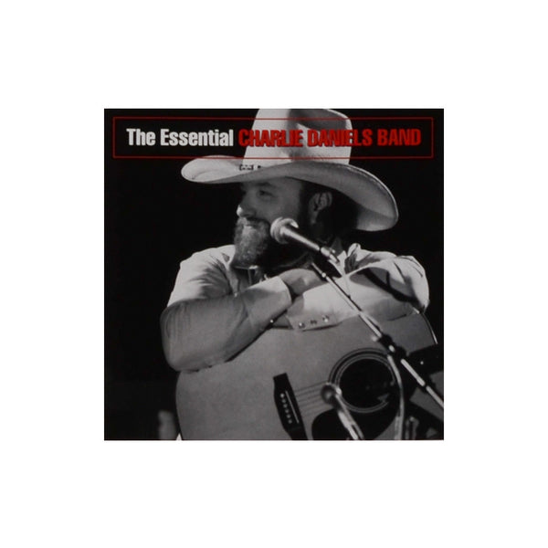 The Essential Charlie Daniels Band CD