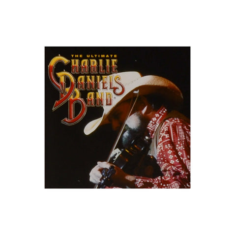 The Ultimate Charlie Daniels Band CD