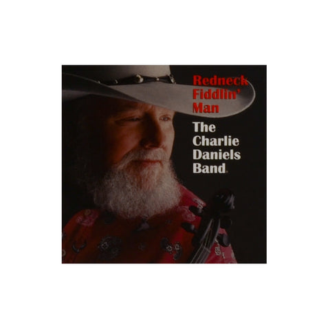 Redneck Fiddlin' Man CD