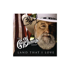 Autographed Land That I Love CD