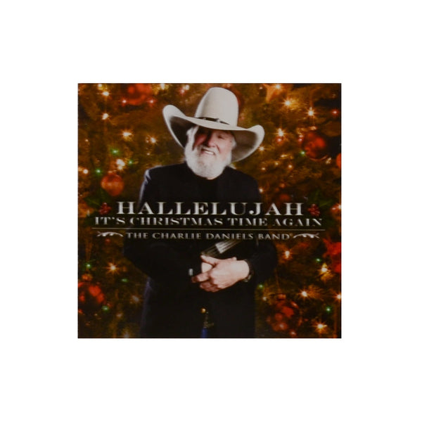 Hallelujah It's Christmas Time Again CD