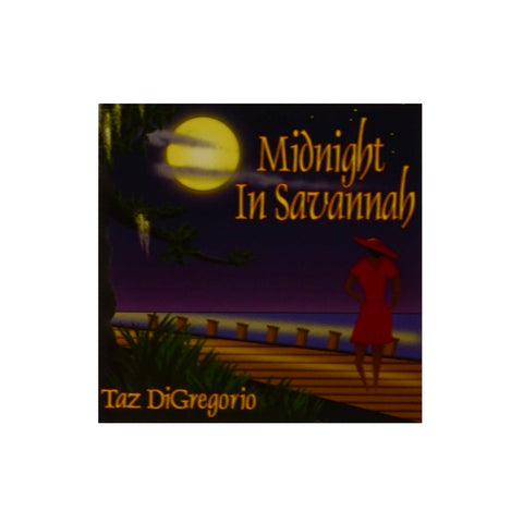 Midnight In Savannah CD