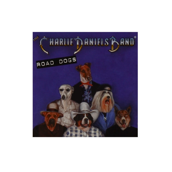 The Charlie Daniels Band Road Dogs CD