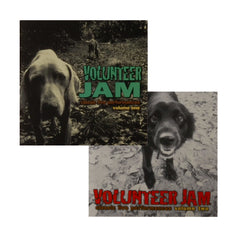 Volunteer Jam Volume 1 & 2 CD Collection