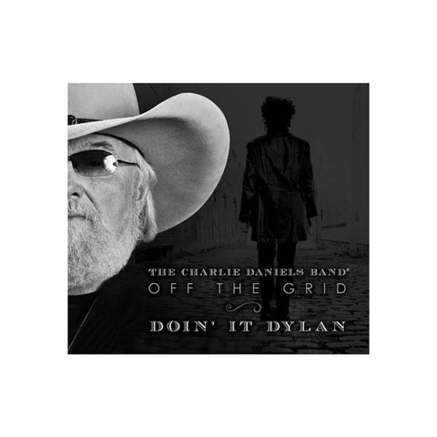 Off The Grid-Doin' It Dylan CD
