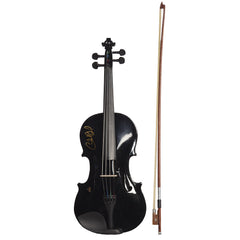 Autographed Black Adult Sized Fiddle