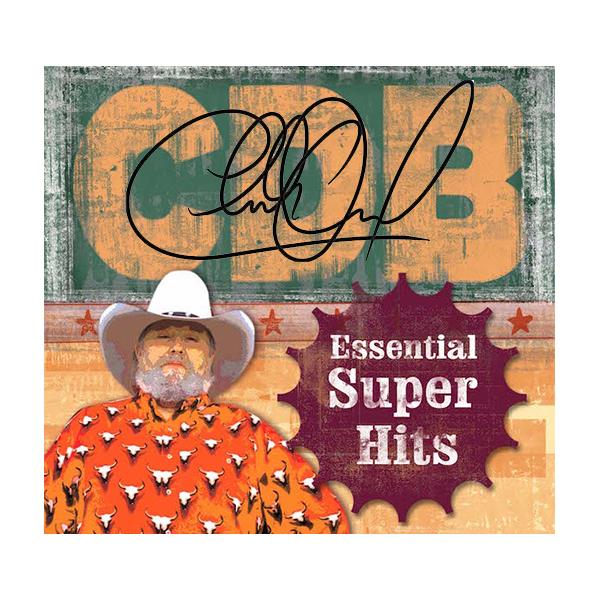 Autographed CDB Essential Super Hits CD