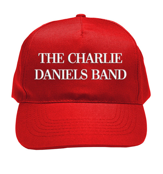 The Charlie Daniels Band Red Hat