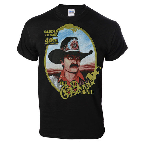 Saddle Tramp 40th Anniversary Tee