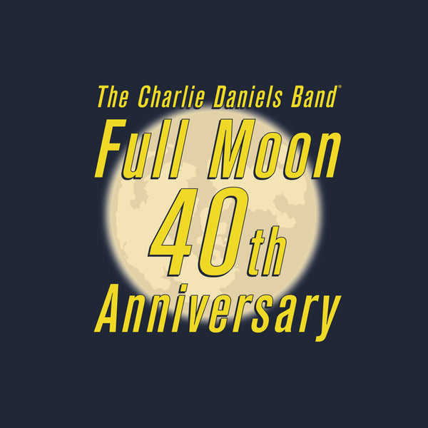 NEW! Full Moon 40th Anniversary Short Sleeve Tee