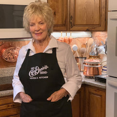 CDB Hazel's Kitchen Black Apron