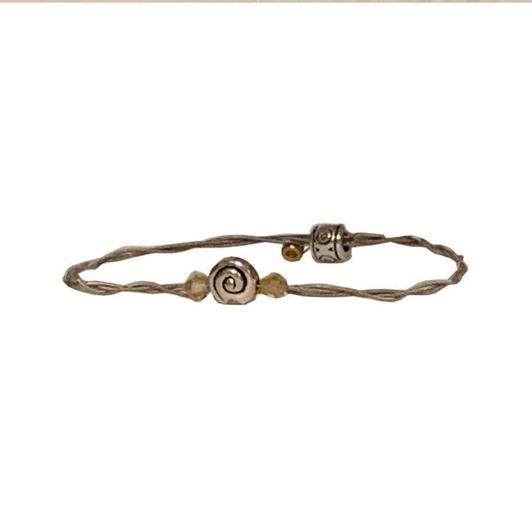 NEW! Women's Idle Strings Bracelet - Cinnamon Bun