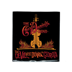NEW! Nine Line Apparel The Devil Went Down to Georgia Magnet