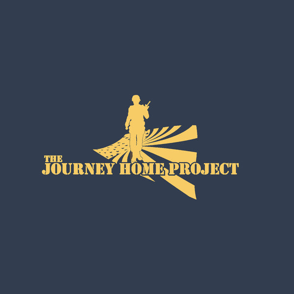 NEW! 2020 Navy/Gold CDB Military Tee - Benefits The Journey Home Project