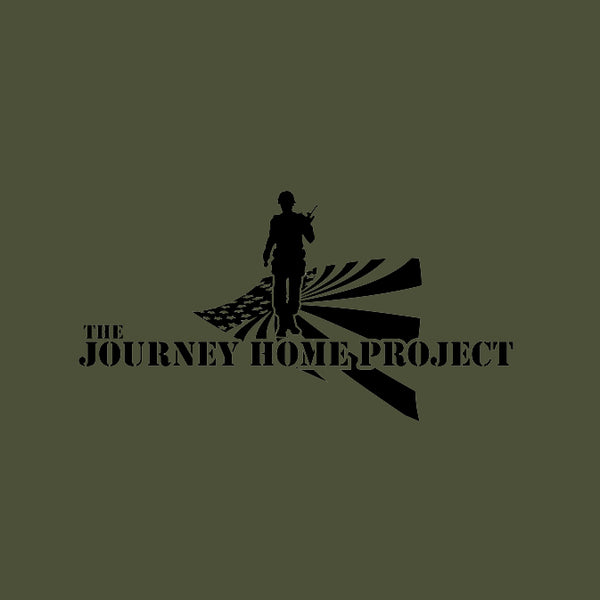 2020 Olive Drab CDB Military Tee - Benefits The Journey Home Project