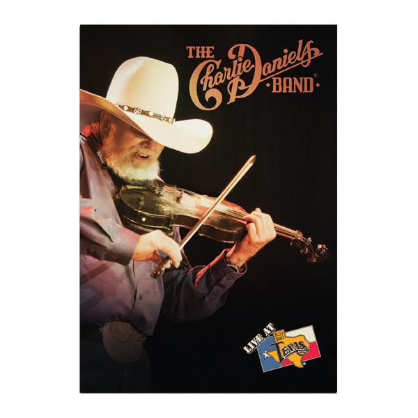 CDB Live at Billy Bob's Texas DVD