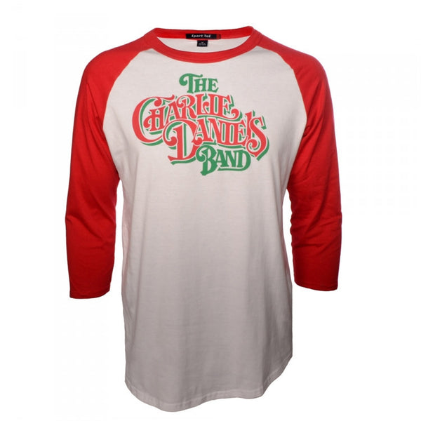 CDB 1982 Baseball Tee - Red / Green