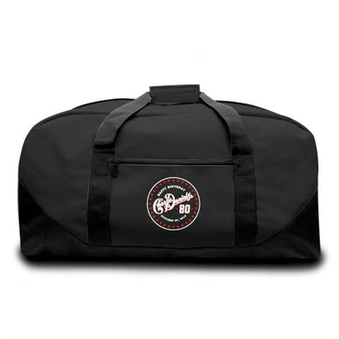CDB 80th Birthday Duffle