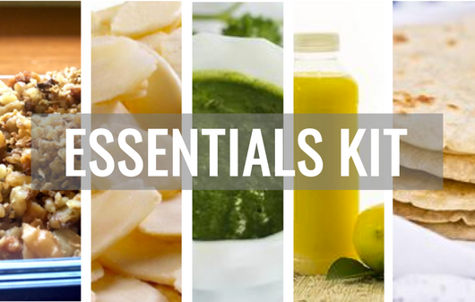 Essentials Kit and 4-Day Meal Plan
