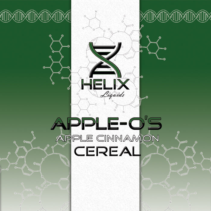 Helix - Apple-O - E-Juice