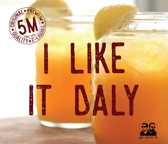 5M - I LIke It Daly - E-Juice