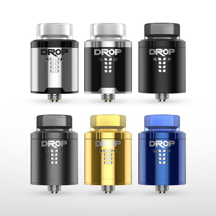 DROP RDA by Digiflavor and The Vapor Chronicles