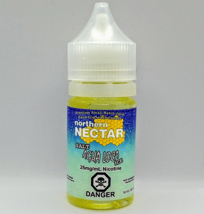 Northern Nectar - Agua Loca ICE Salt Nic